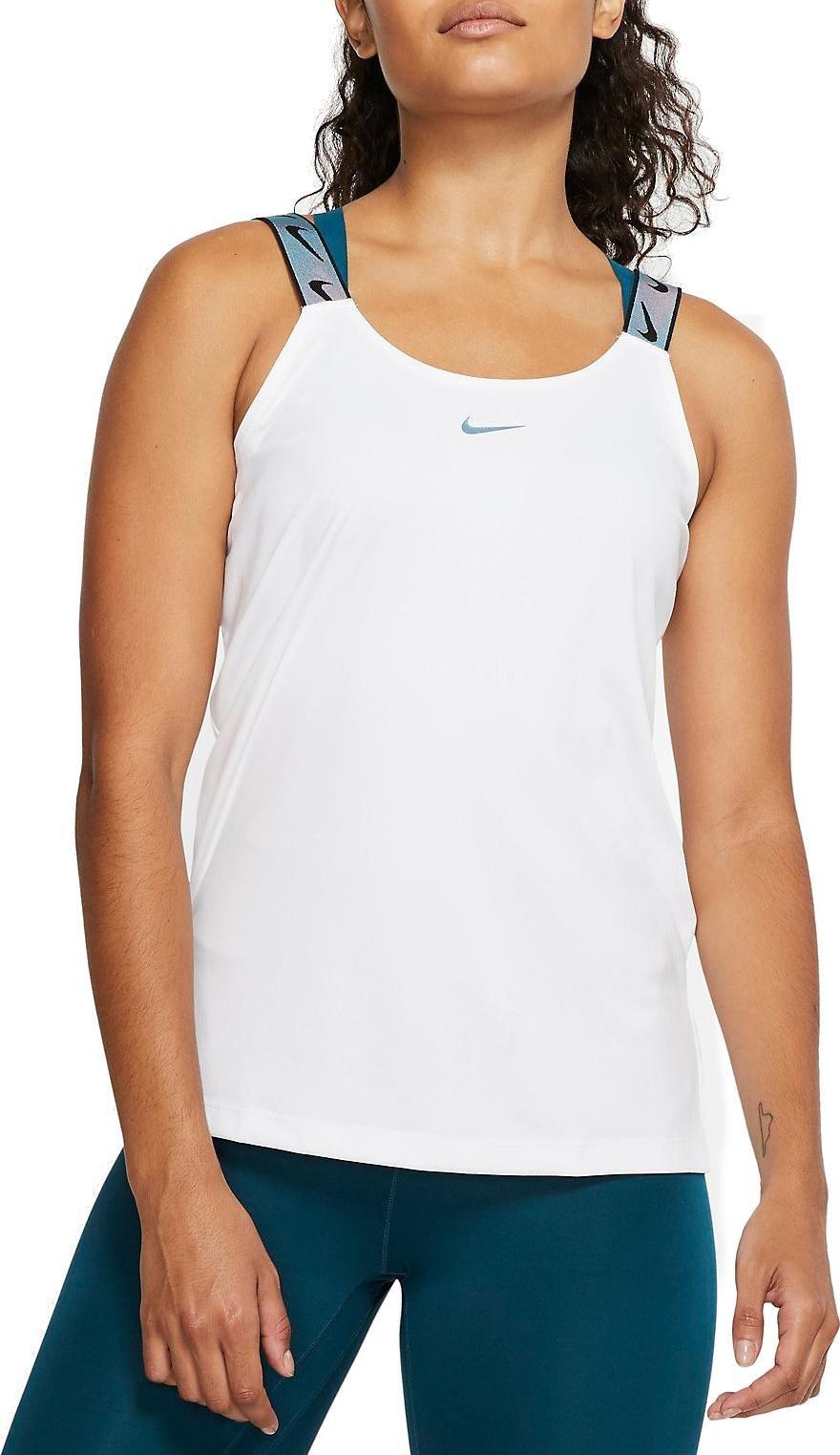 Dámské tréninkové tílko Nike Dri-FIT Elastika