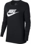 Triko s dlouhým rukávem Nike W NSW TEE ESSNTL LS ICON FTR