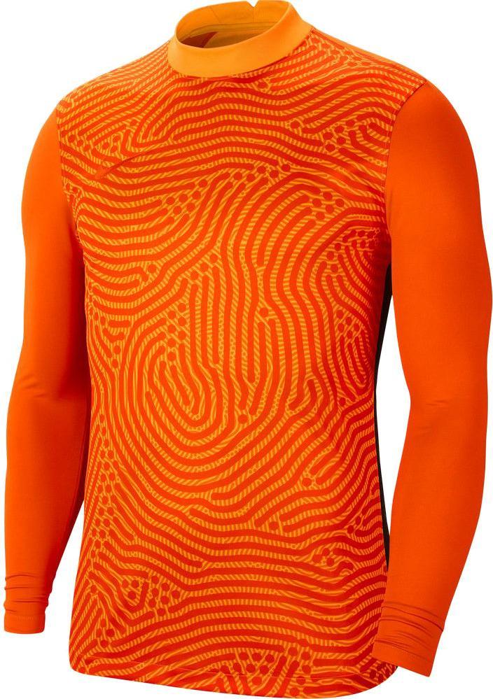 Dětský brankářský dres s dlouhým rukávem Nike Gardien III