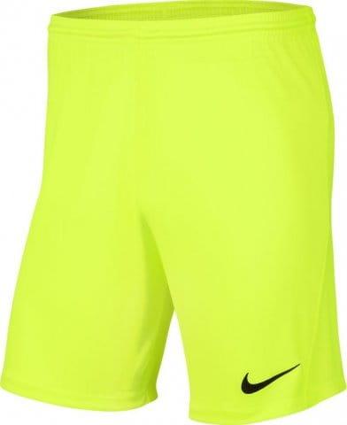Korte broeken Nike M NK DRY PARK III SHORT NB K