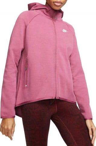 Mikina s kapucňou Nike W NSW TCH FLC CAPE