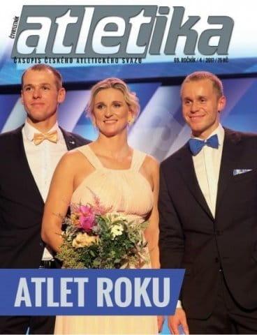 Časopis Atletika - 4/2017