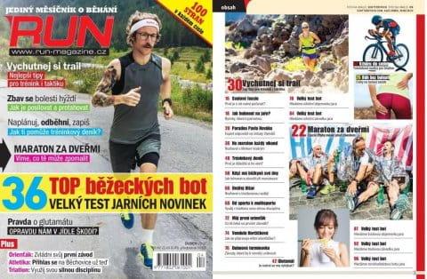 Časopis RUN - 4/2019