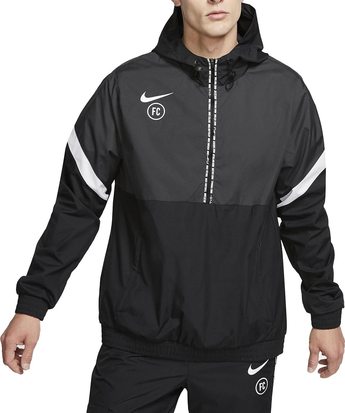Nike M NK FC TRK JKT W Kapucnis kabát 11teamsports.hu