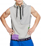 Pánský tréninkový top s kapucí Nike Therma