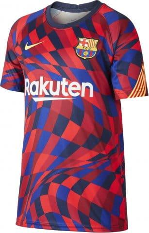 Y FC BARCELONA VAPORKNIT DRY TOP 2020/21