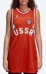 šaty adidas Originals Tank s Russia