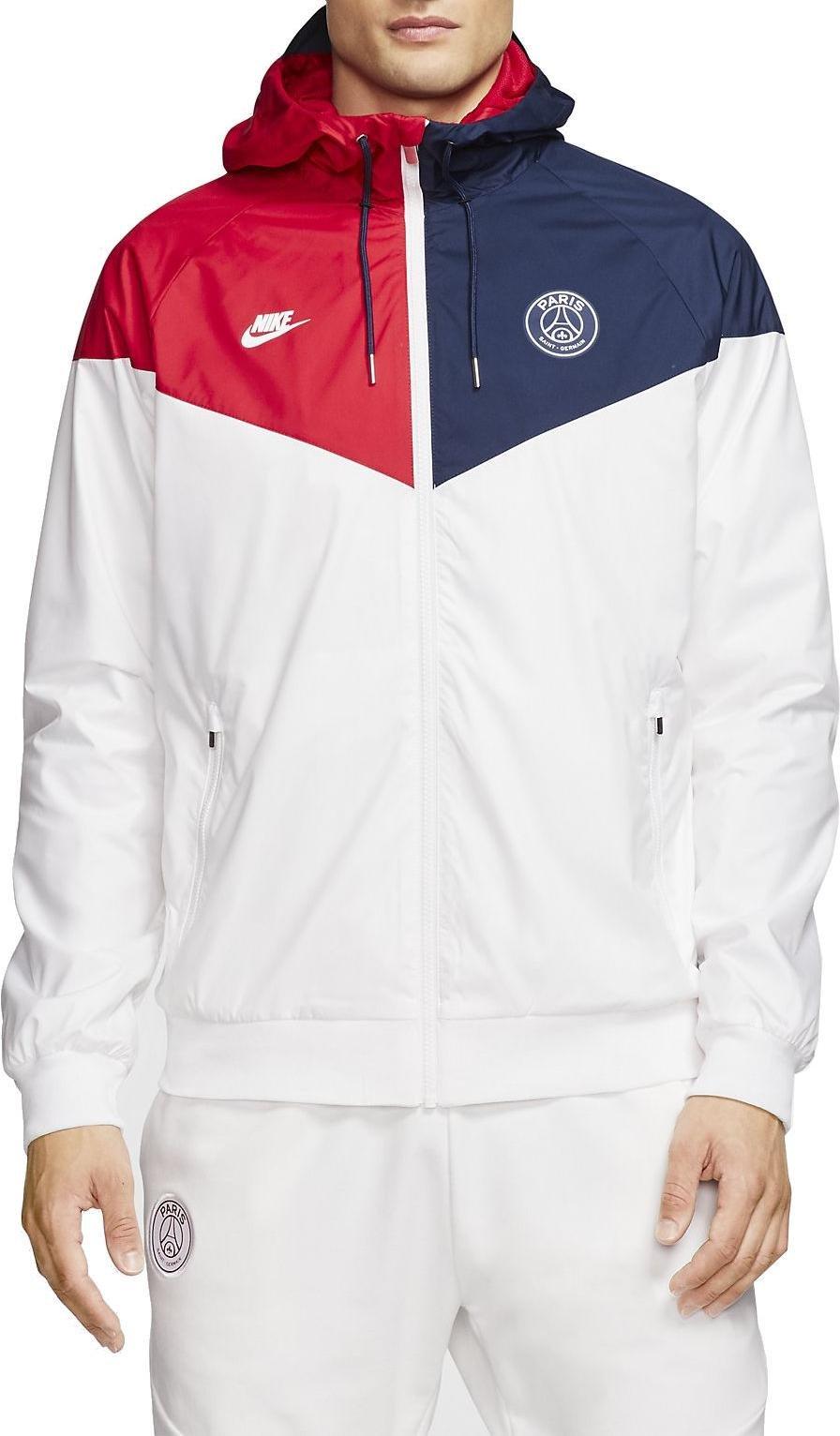 Veste à capuche Nike PSG M NSW WR WVN AUT CL