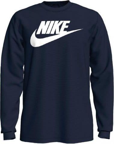 Triko s dlouhým rukávem Nike M NSW LS TEE ICON FUTURA