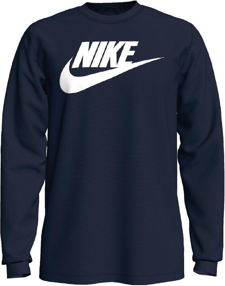 Pánské triko s dlouhým rukávem Nike Sportwear Icon Futura