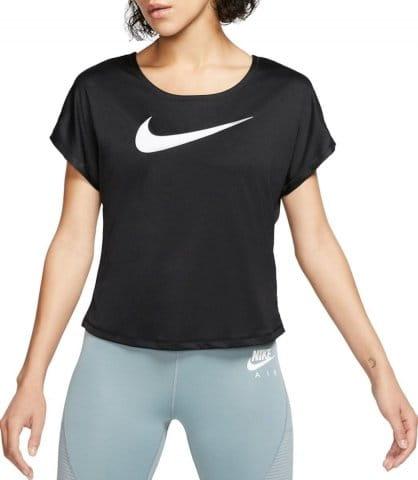 Triko Nike W NK SWOOSH RUN TOP SS