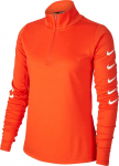 W NK SWOOSH RUN TOP HZ