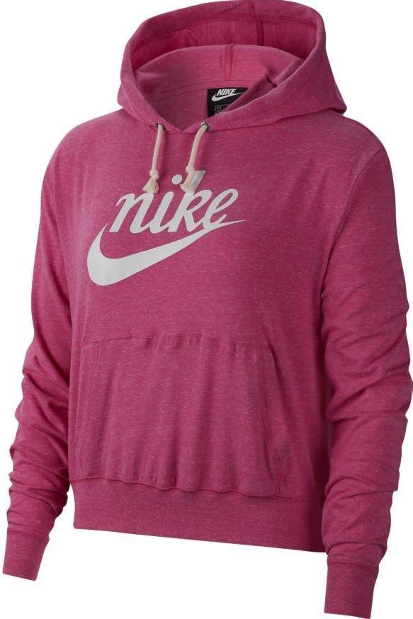 Mujer Nike W NSW Gym VNTG Hoodie Hbr Sweatshirt