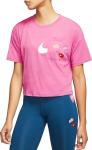 Camiseta Nike W NK S/S TOP GX ICNCLSH WOW