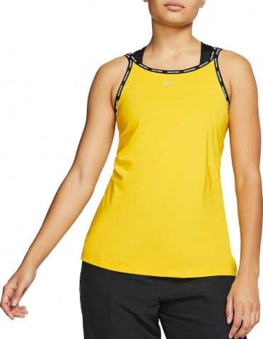 Camiseta sin mangas Nike W NP ELASTIKA TANK M V