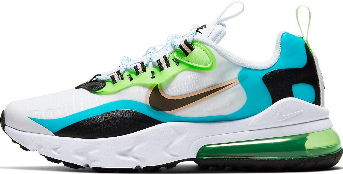 Shoes Nike Air Max 270 React SE GS