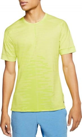 Camiseta Nike M NK DRY TOP SS PNNCL YOGA