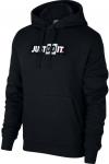 Mikina s kapucí Nike M NSW JDI HOODIE PO FLC BSTR
