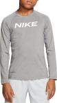 Dětské tréninkové tričko s dlouhým rukávem Nike Pro