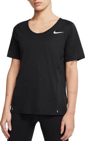 Tričko Nike W NK CITY SLEEK DRY SS TEE