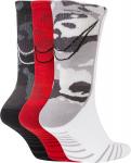 Tréninkové ponožky Nike Everyday Max Cushioned Crew (tři páry)