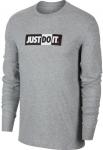 Camiseta de manga larga Nike M NSW JDI LS TEE