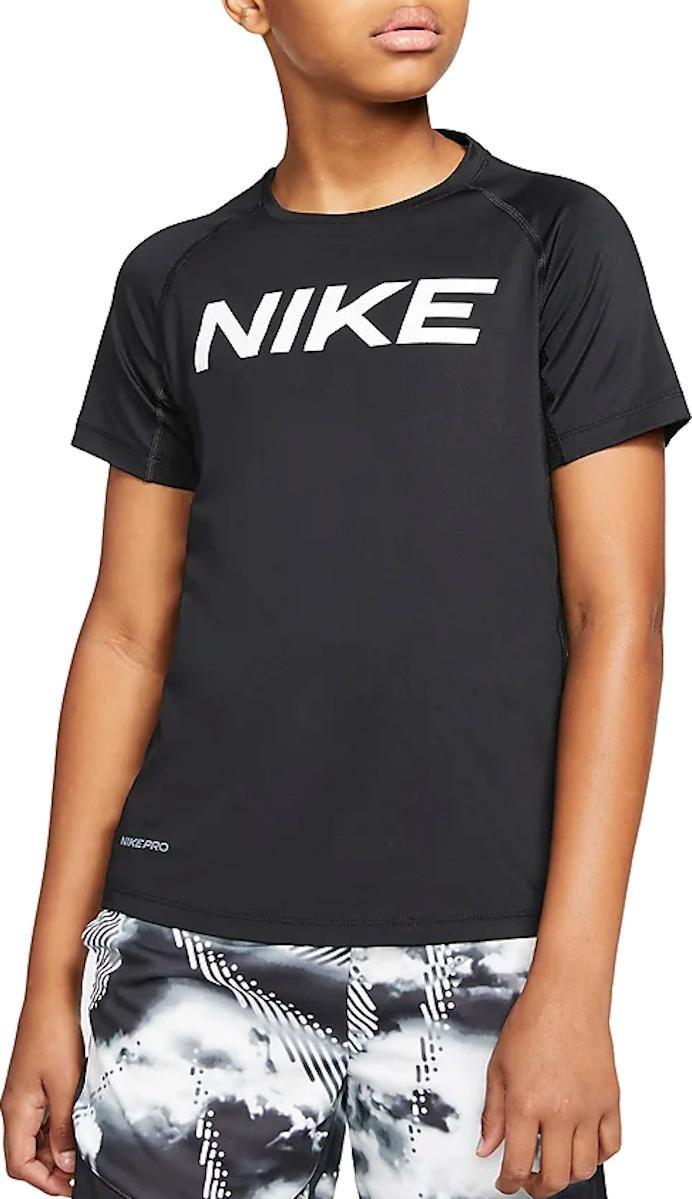 T-shirt Nike B NP SS FTTD TOP