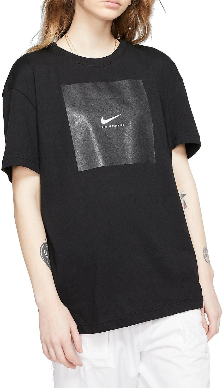 Tee shirt Nike W NSW TEE OVERSIZED LUX 1
