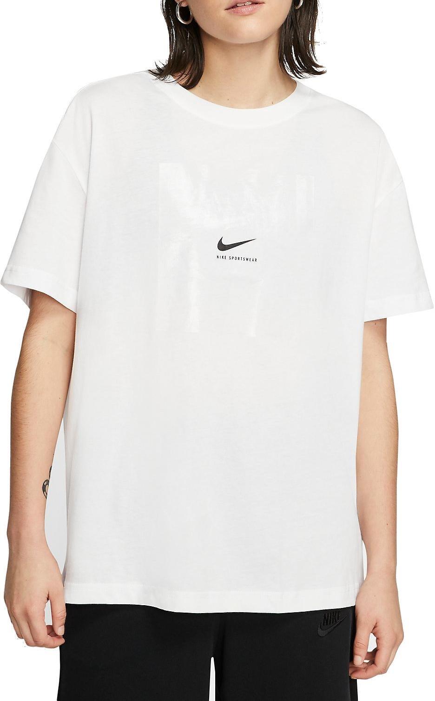 T shirt Nike W NSW TEE OVERSIZED LUX 1