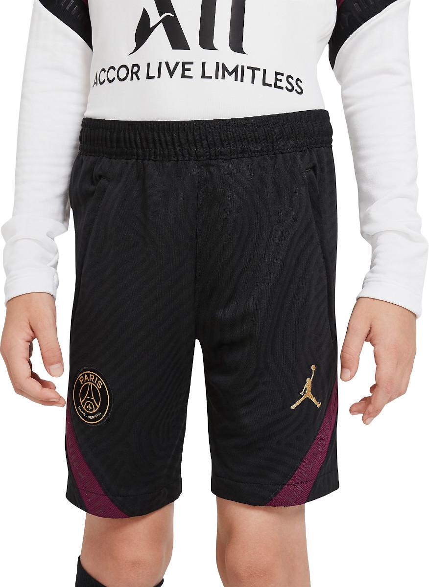 Pantalones Cortos de Deporte Unisex ni/ños Desconocido PSG Y Nk Dry Strk Short Kz 4th