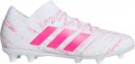 Kopačky adidas nemeziz 18.1 fg j kids pink
