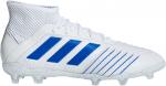 Kopačky adidas predator 19.1 fg j kids blau