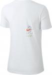 Dámské běžecké tričko s krátkým rukávem Nike Dri-FIT Berlin