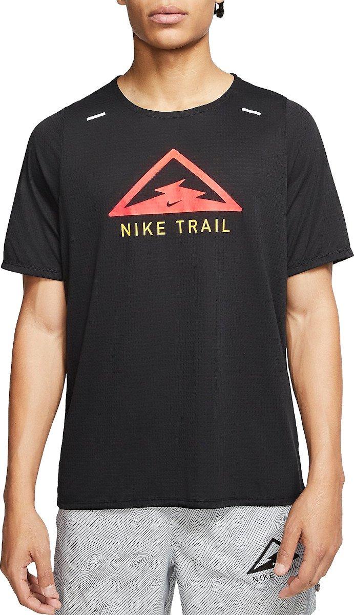Camiseta Nike M NK RISE 365 TOP SS TRAIL