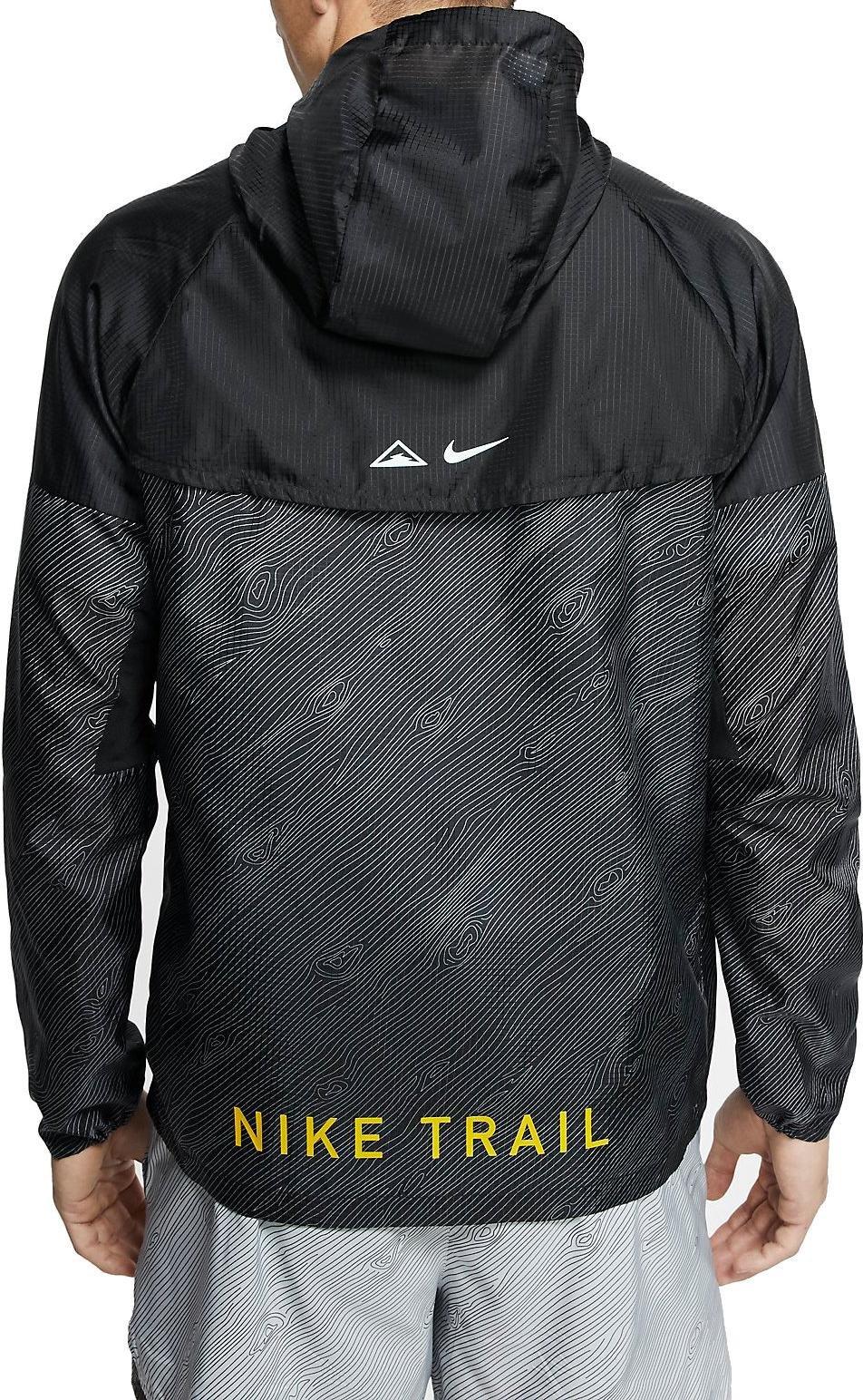 Rango Constituir Varios  Hooded jacket Nike M NK WR JKT HD TRAIL - Top4Running.com