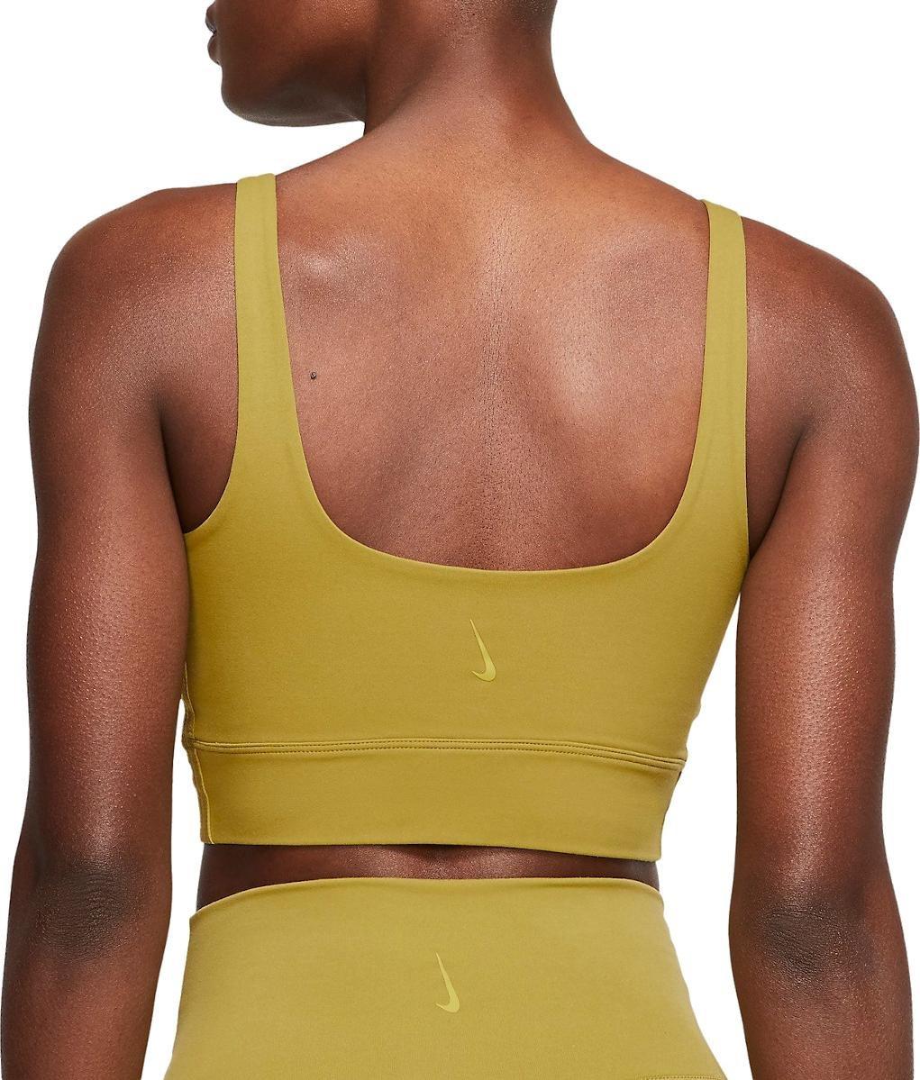 Tank Top Nike W Nk Yoga Luxe Crop Tank Top4fitness Com
