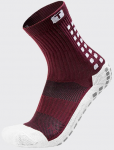 CRW300 Mid-Calf Thin Burgundy