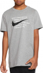 B NSW TEE SWOOSH FOR LIFE