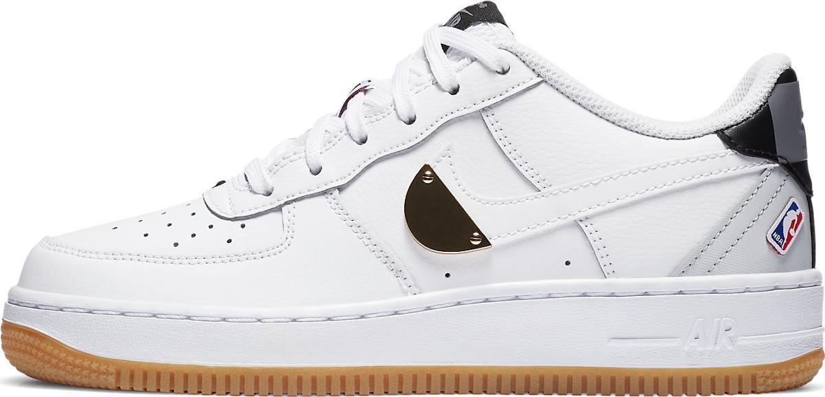 nike air force 1 gs sneakers basses