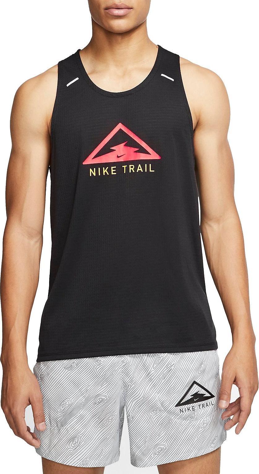 Tielko Nike M NK RISE 365 TANK TRAIL