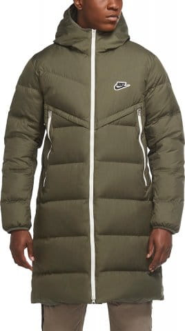 M NSW DOWN-FILL WR SHIELD PARKA