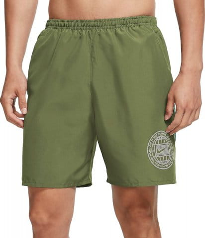 M NK DRY WILD RUN GRAPHIC SHORT