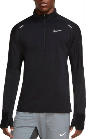 Langarm-T-Shirt Nike M NK SPHERE 1/2 ZIP LS TOP