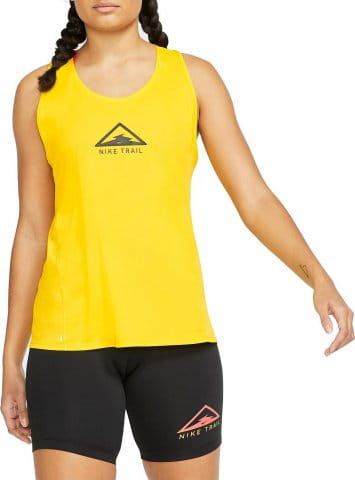 Tielko Nike W NK CITY SLEEK TANK TRAIL