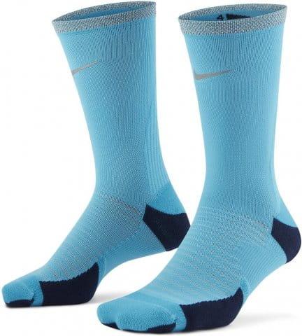 Středně vysoké běžecké ponožky s vycpávkami Nike Spark
