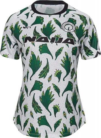 oído tubo respirador Promesa  T-shirt Nike W NK NIGERIA PM DRY SS TEE - Top4Football.com