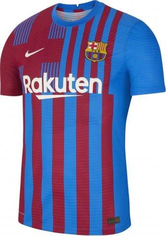 Nike FC Barcelona 2021/22 Match Home Men s Soccer Jersey Póló