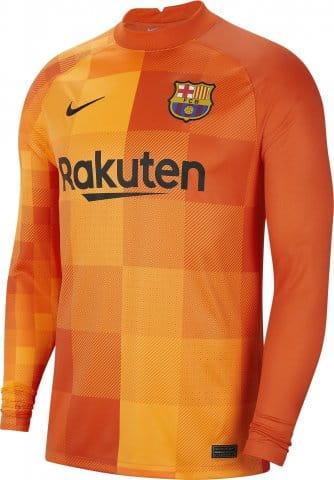 Nike FCB MNK DF STAD JSY LS GK 2021/22 Hosszú ujjú póló