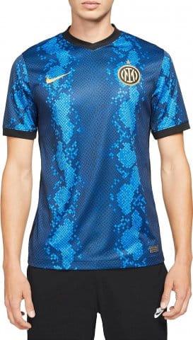 Nike Inter Milan 2021/22 Stadium Home Men s Soccer Jersey Póló