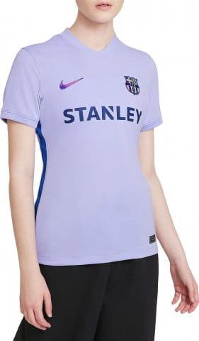 Bluza Nike FC Barcelona 2021/22 Stadium Away Women s Soccer Jersey